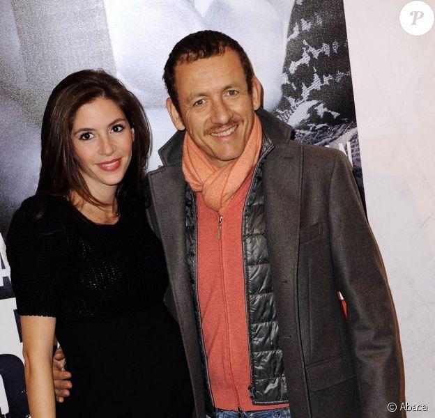 Dany Boon et Yaël ont accueilli de façon prématurée la petite Sarah, le 1er mars 2010.