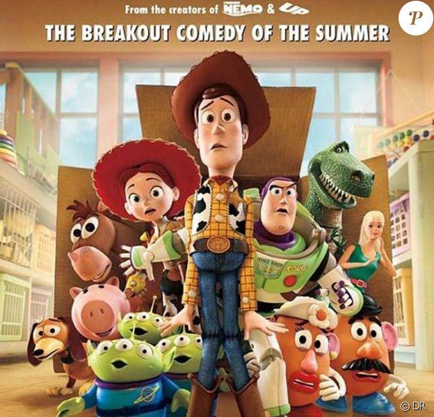 Des images de Toy Story 3, en salles le 14 juillet 2010.