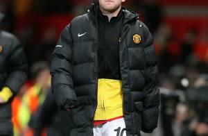 Wayne Rooney se prend pour Picasso pendant que sa femme Coleen affiche sa taille mannequin !