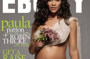 Paula Patton : La superbe épouse de Robin Thicke et mère de leur petit garçon se dévoile...