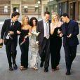 Le bêtisier de la série Friends