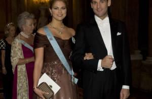 Pas de mariage pour la princesse Madeleine de Suède ! C'est la crise avec son fiancé, Jonas...