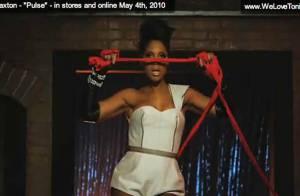 Regardez Toni Braxton dans le lap dance sexy de son nouveau clip !
