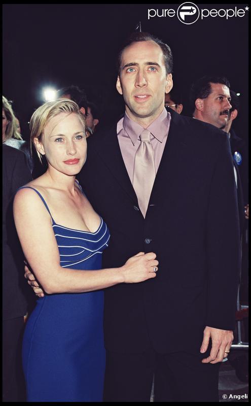 Patricia Arquette couple
