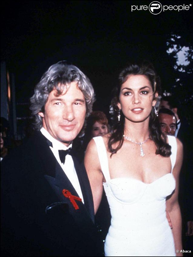 Cindy Crawford couple