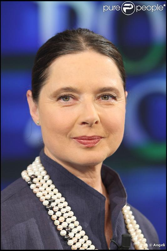 Isabella Rossellini - Picture Colection