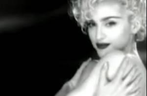 Madonna : Découvrez sa publicité secrète et oubliée où elle est... entièrement nue !