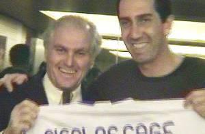 Quand le sosie de Nicolas Cage abuse les dirigeants du Real Madrid...