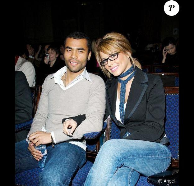 Cheryl et Ashley Cole