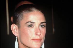 Tendance crâne rasé : Certaines perdent la tête, d'autres suivent la mode... Découvrez les stars adeptes du rasoir !