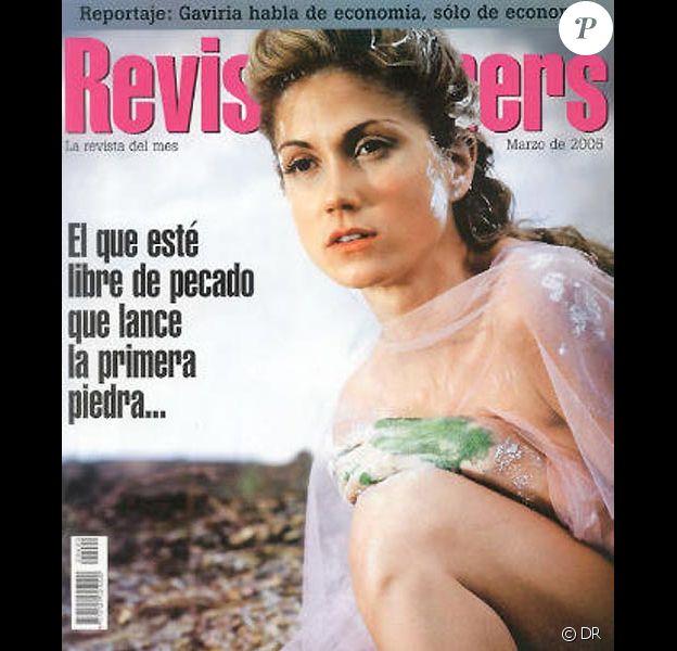Lina Marulanda, mannequin décédé le 22 avril 2010.