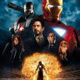 L'affiche d'Iron Man 2