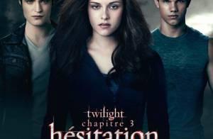 Twilight, chapitre 3 - Hésitation : Retrouvez Bella, Edward et Jacob dans la première bande-annonce spectaculaire !