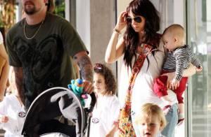Nicole Richie : Avec sa famille, elle est aux anges !