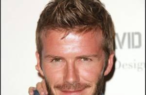 David Beckham : Son plus grand fan... c'est son fils Cruz !