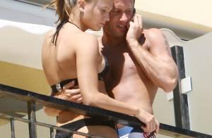 Antonio Cassano : Le bad boy refuse de jouer la Coupe du Monde... Il préfère épouser la belle Carolina !