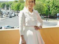 Jennifer Lopez : En noir ou blanc, la chanteuse a quitté la capitale... avec classe !