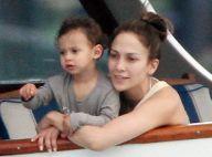 Jennifer Lopez : Pause tendresse avec son fils Max... Ils sont adorables !