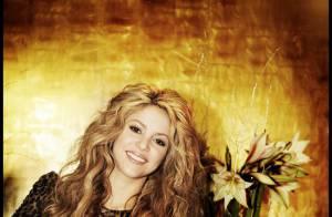 Ecoutez Shakira chanter le tube endiablé Waka Waka... pour la Coupe du Monde 2010 !