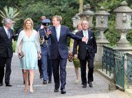 La princesse Maxima et le prince Willem-Alexander des Pays-Bas : le couple héritier part en roue libre...