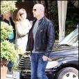 Bruce Willis à Los Angeles, le 23 avril