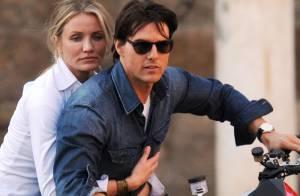 Cameron Diaz et Tom Cruise : Après les virées en moto, ils se retrouvent pour une soirée glamour !