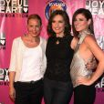 Maria Bello, Debra Messing et Mariska Hargitay au 2010 Joyful Heart Foundation Gala, à New York. 05/05/2010