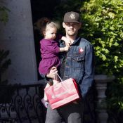 Joel Madden : Il couve sa fille tout autant que Nicole Richie !