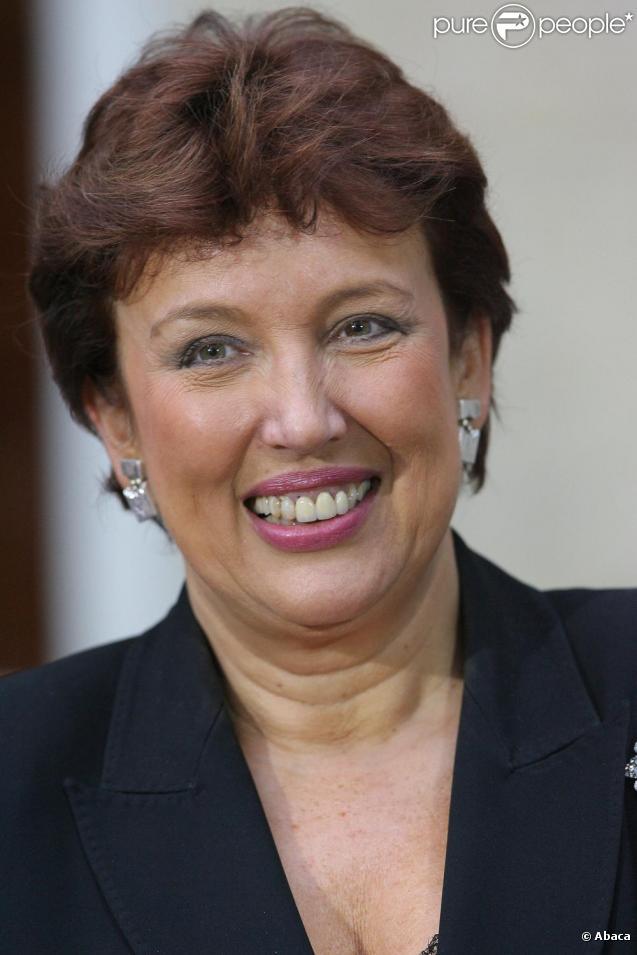 Roselyne Bachelot : elle a craqué pour un rugbyman !
