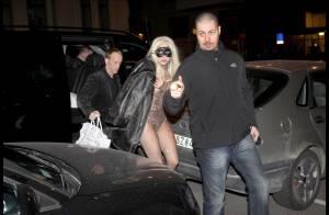 Lady Gaga : l'idole de l'armée américaine s'est bizarrement... blessée !
