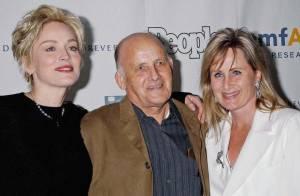 Quand Sharon Stone se confie sur la mort de son père...