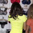 Miranda Kerr à Los Angeles pour Victoria's Secret, le 11 mai 2010