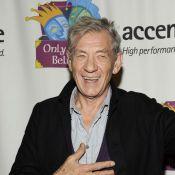 """Ian McKellen, du """"Seigneur des anneaux"""" et """"X-Men"""", confondu avec un clochard !"""