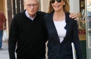 Larry King annule sa demande de divorce... Il aime encore sa femme !