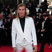Cannes 2010 - Le créateur Christophe Guillarmé de la Ferme Célébrités... s'est fait refouler du tapis rouge !