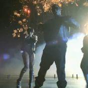 """P. Diddy et ses deux bombes : Explosifs dans le clip spectaculaire de """"Hello Good Morning"""" !"""