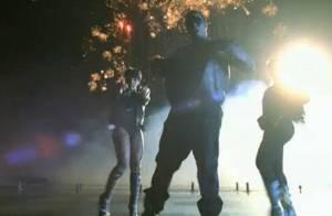 P. Diddy et ses deux bombes : Explosifs dans le clip spectaculaire de