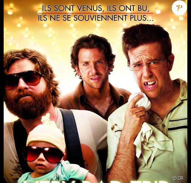 Very Bad Trip fait partie des favoris pour les MTV Movie Awards 2010.