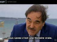 """Cannes 2010 - Interview exclu : Oliver Stone évoque """"Wall Street"""", miroir de la société capitaliste..."""