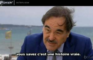 Cannes 2010 - Interview exclu : Oliver Stone évoque