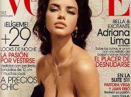 Adriana Lima : Découvrez le top lors d'un shooting très sensuel avec son époux !