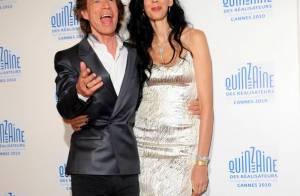 Cannes 2010 - Mick Jagger, spectateur de sa propre histoire, se souvient de ses années de gloire... aux côtés de sa bien-aimée ! (réactualisé)