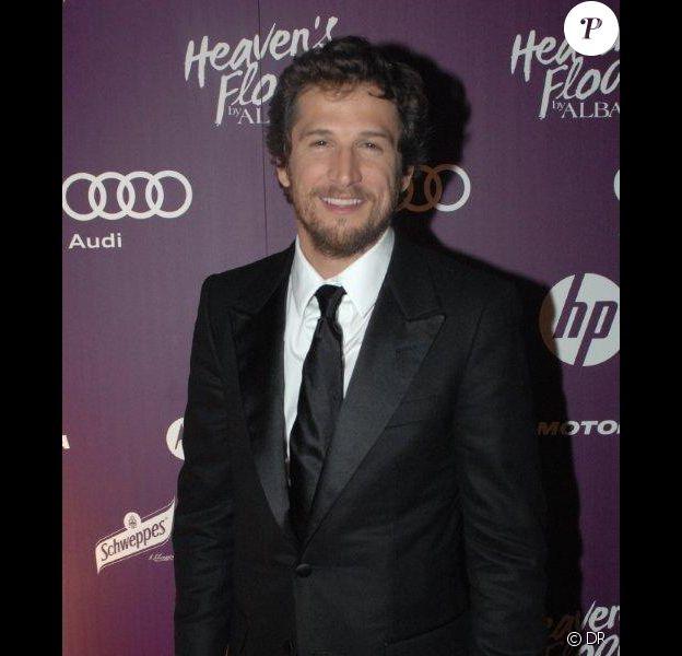 """Guillaume Canet au """"Heaven's Floor by Albane"""", le club éphémère de la reine des nuits cannoises Albane Cléret, où toutes les stars passent leurs soirées à Cannes, en mai 2010."""