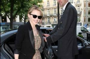 Kylie Minogue et Andres Velencoso : Ils se séparent... pour mieux se retrouver !
