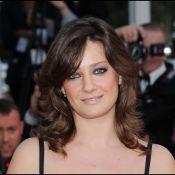 Giovanna Mezzogiorno, superbe jurée du dernier festival de Cannes... au côté de l'hyperactif Clovis Cornillac !