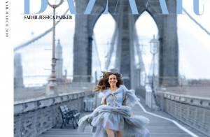 Sarah Jessica Parker : les plus belles couvertures de la reine des magazines !
