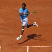 Roland-Garros - Gaël Monfils quitte Roland-Garros par la petite porte...