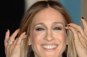Sarah Jessica Parker lève le voile sur 'Sex and the City'... qui sera sûrement présenté à Cannes !