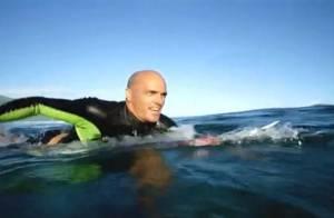Le surfeur Kelly Slater, champion pour toujours : Découvrez ses exploits en 3D !
