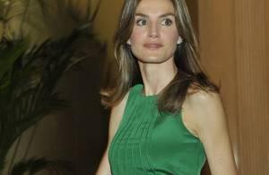 Letizia d'Espagne dégaine sa robe la plus sexy pour ses anciens compagnons...